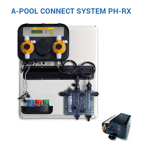 A-POOL CONNECT SYSTEM PH-RX